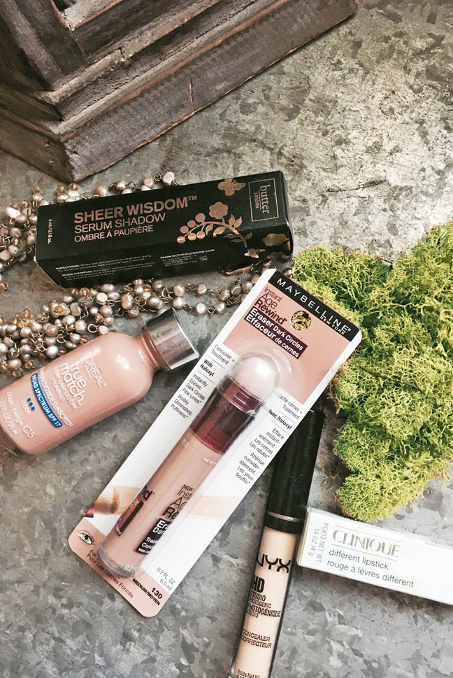 makeup that works for me